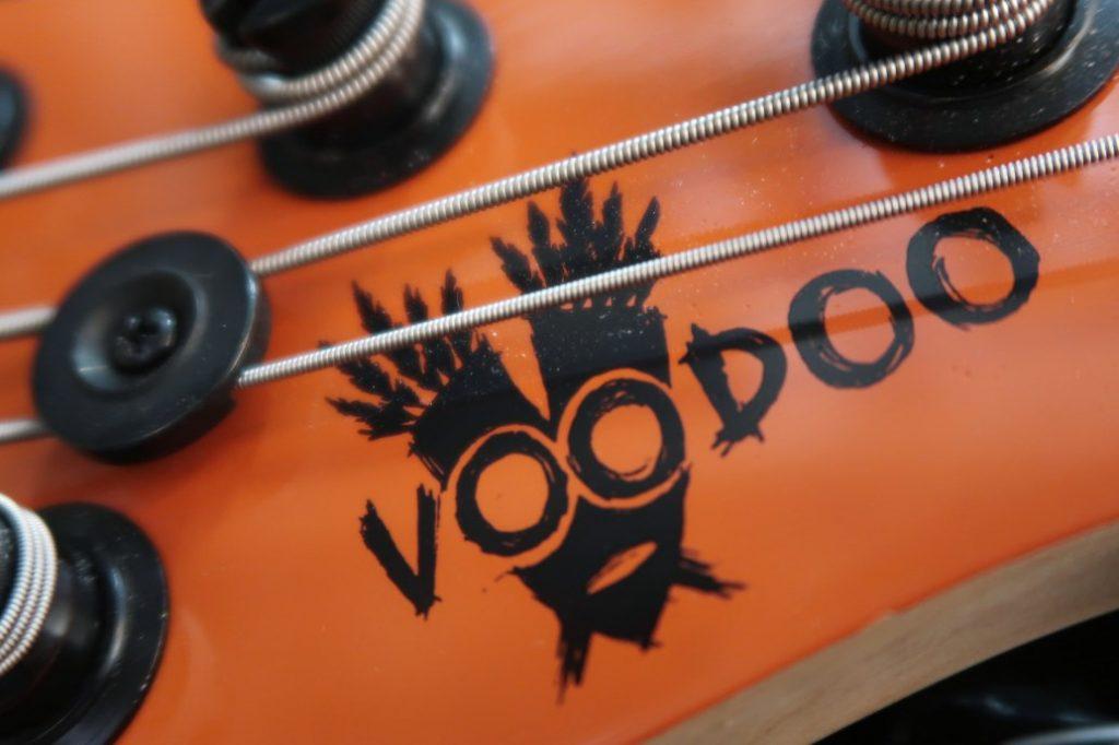Logo Voodoo guitars