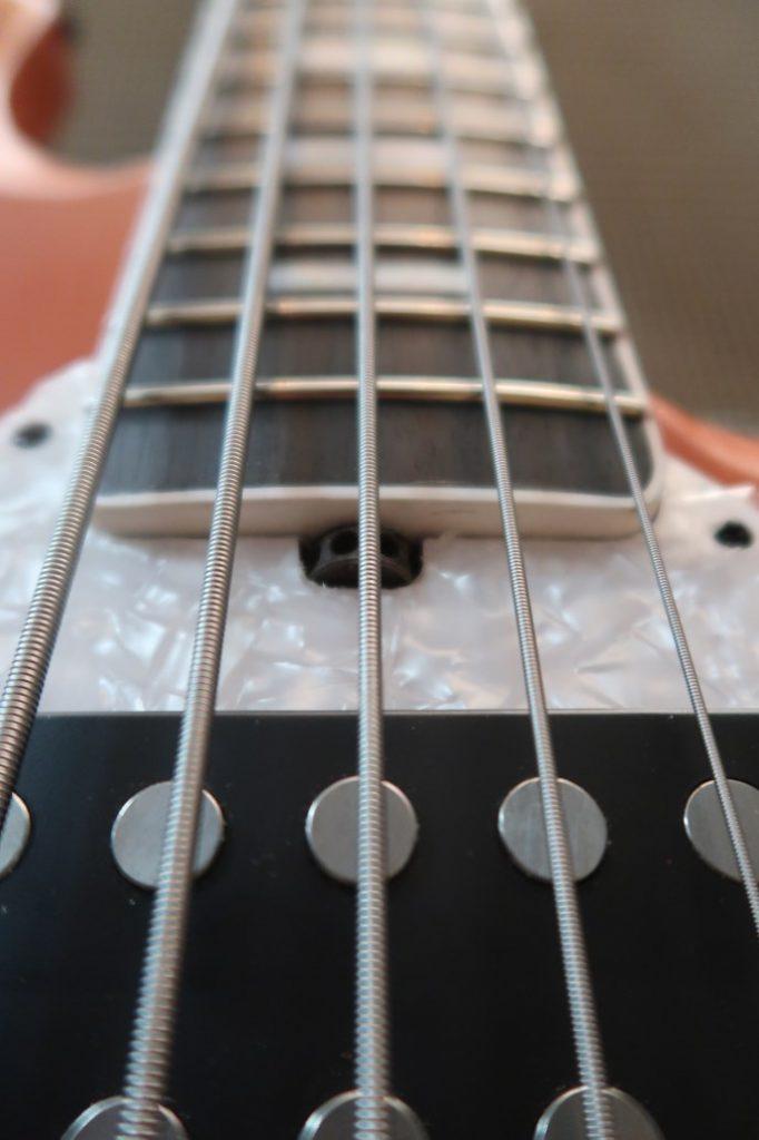 tastiera ebano Voodoo guitars